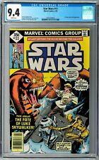 Star Wars #11 CGC 9.4 (May 1978, Marvel) Goodwin story, Crimson Jack & Jolli app