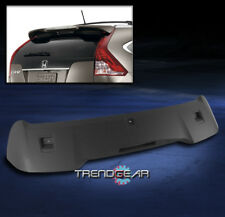2012-2016 HONDA CRV CR-V SUV MATTE BLACK ABS REAR TRUNK DECK LID LIP SPOILER NEW