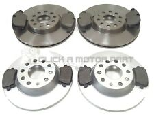 VW TIGUAN 1.4 + 2.0 TSi 2.0 TDi 2008-2015 FRONT AND REAR BRAKE DISCS AND PADS