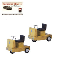 Bachmann 47-539 Platform Tractor Units (Pack of 2) O Gauge