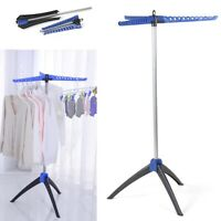 Heavy Duty Clothes Airer Laundry Dryer Easy Hanger Horse Portable Folding Stand