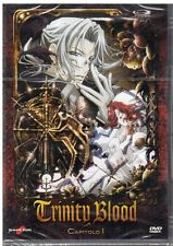 dvd -  TRINITY BLOOD CAPITOLO I