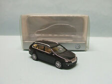 Wiking - voiture VOLKSWAGEN VW GOLF VARIANT noir Voiture Neuf NBO HO 1/87
