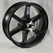 G0309.7AAYT NEW In Box Buell Rear Villain Black Wheel, All XB'S & 1125's (U7A)
