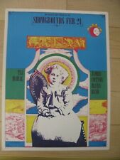 Cream-Taj Mahal - original USA Poster