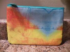 Tye Dye Ipsy Cosmetic Bag