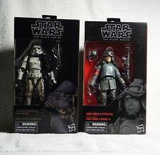 Star Wars The Black Series Mimban Han Solo and Mimban Stormtrooper New 6 Inch