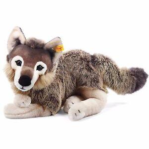 Steiff 069284 Snorri Schlenker-Wolf 15 11/16in