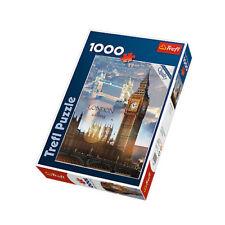 Puzzle 1000 pezzi Londra all'alba City