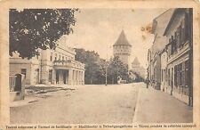B72024 Sibiu Teatrul orasenesc de fortificatie  romania Hermannstadt Nagyszeben