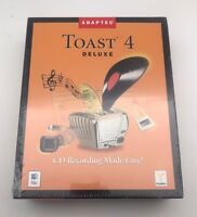 Toast 4 Deluxe [CD-ROM] MAC