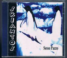 SKIANTOS SESSO PAZZO CD  F.C. SIGILLATO!!!