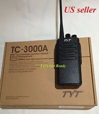 TYT TC-3000A 400-520MHz UHF 10W High Power Analog Two-Way Radio    US seller