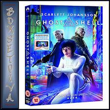 GHOST IN THE SHELL - Scarlett Johansson  *BRAND NEW DVD**