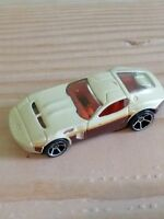 Hot Wheels 2012 Treasure Hunt Ford Shelby GR-1 Concept #11/15