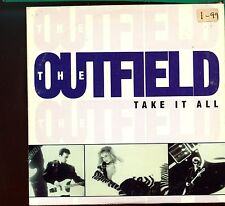 The Outfield / Take It All - Card Sleeve