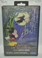 Castle of Illusion Starring Mickey Mouse - SEGA Mega Drive 🎮