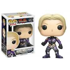Tekken Funko Pop Games Vinyl Figure Nina Williams 9 Cm