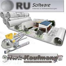 Handwerker Software,Maler,Maurer,Trockenbau,Elektro uvm