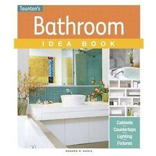 Bathroom Idea Book (Taunton's Idea Book Series)-ExLibrary