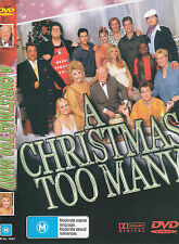 A Christmas Too Many-2007-Mickey Rooney-Movie-DVD