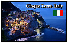 CINQUE TERRE, ITALY - SOUVENIR NOVELTY FRIDGE MAGNET - BRAND NEW - GIFT
