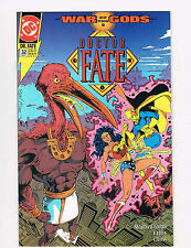 WAR OF THE GODS, DOCTOR FATE, GATHERING STORMS, # 32, SEPTEMBER 1991