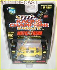 1978 '78 PONTIAC FIREBIRD TRANS AM MOTOR TREND RACING CHAMPIONS DIECAST RARE!!!!