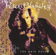PETER BLAKELEY : THE PALE HORSE / CD - MIT CUT-OUT (SCHNITT) IM INLAY