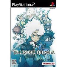 PS2 Tales of Legendia Japan
