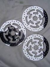 Harley Davidson Touring wheel brake discs rotors brembo EXCHANGE