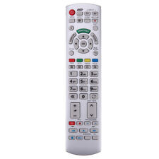 Replacement Remote Control For Panasonic Viera TV LCD 3D Plasma N2QAYB000504 UK