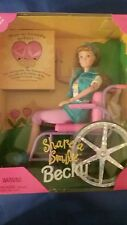 Barbie Wheelchair Share a Smile Becky 1996