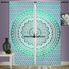 Mandala Curtains Indian Tapestry Throw Wall Hangins Window Cover Room Valances
