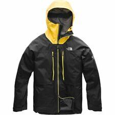 BNWT GORE-TEX The North Face Summit L5 GTX Pro Jacket XL black yellow $650