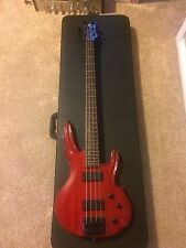 halo guitars fallen angel 4 string bass
