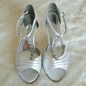 David's Bridal Wedding Shoes Size 8