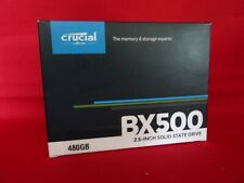 SSD CRUCIAL BX500 SATA 6Gb/s 2.5 inch 480GB CT480BX500SSD1