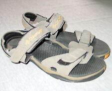 Mens Columbia Sandals Size 8 Gray Strap Border Lake Style