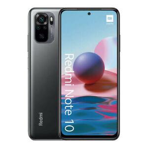 XIAOMI REDMI NOTE 10 4G 64GB+4GB RAM 6,43'' TELÉFONO MÓVIL LIBRE SMARTPHONE GRIS