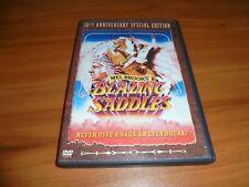 Blazing Saddles (DVD, 2004, 30th Anniversary Special Edition) Used Mel Brooks
