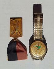 1956 Florida Gators SEC Championship Wittnauer Watch & Medal