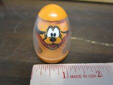 Vintage Hasbro People Weebles part Treehouse Mickey Mouse Clubhouse Pluto Dog