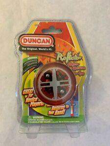 Duncan Reflex Auto Return Automatic Beginner Yo-Yo - Transparent Red New Sealed