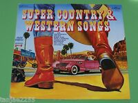 Super Country & Western Hits - V.A.The Kendalls Joe Sun Bobby Bare... -  LP