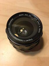 Pentax Super Takumar 28mm F3.5 M42 Screw Lens