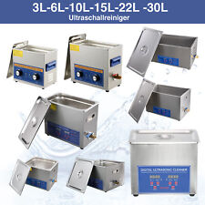 3 6 10 30 L  Ultraschall Reinigungsgerät  Ultraschallreiniger ultrasonic cleaner