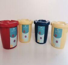 Jeu de 4 Asda plastique eau/peinture pots ~ ARTS ET ARTISANAT~