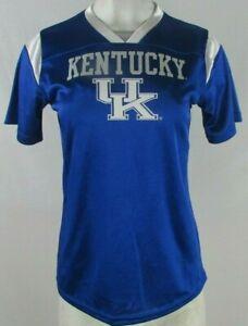 University of Kentucky Wildcats NCAA G-III Youth Girls Short Sleeve Jersey
