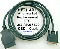 Aftermarket Replacement OBD OBDII OBD2 Cable for Bosch KTS 350 KTS 560 & KTS 590